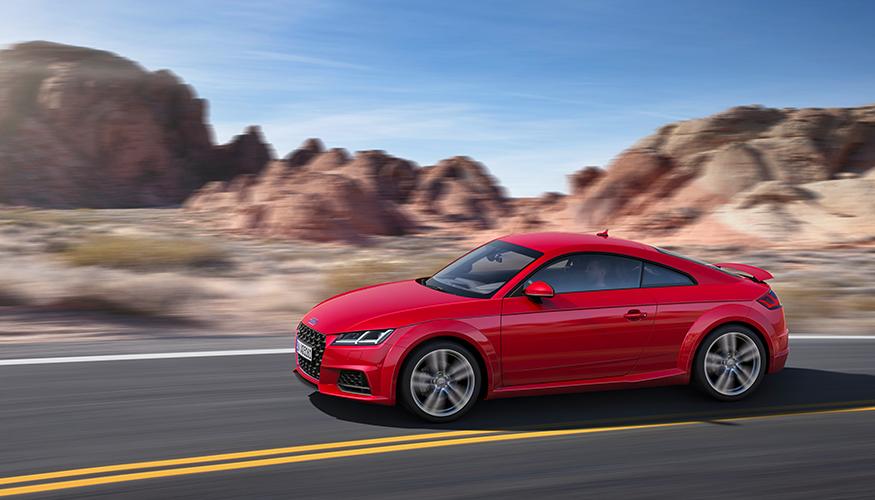 Audi TT Article cover photo