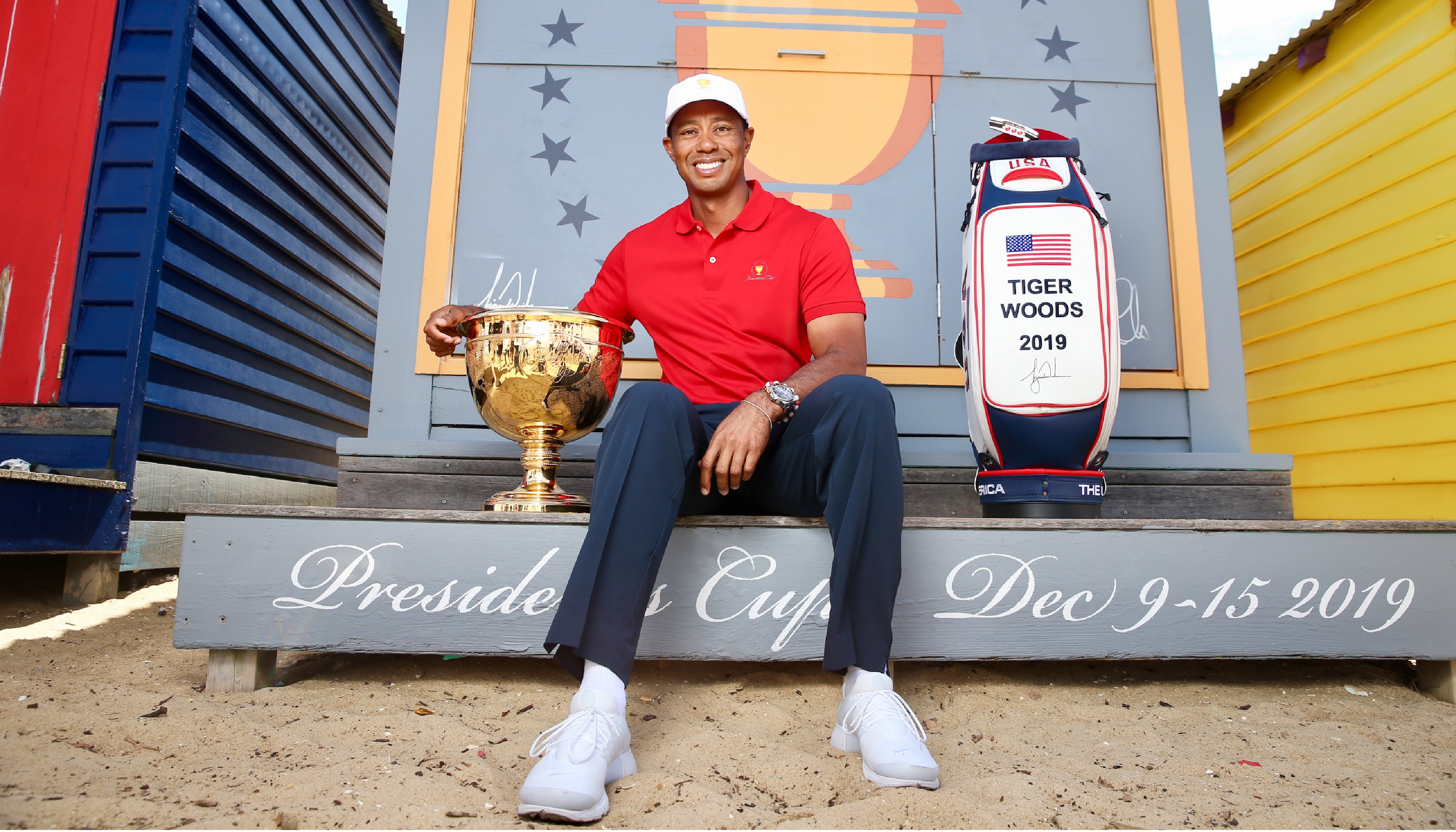 Captain Woods Intends To Play Presidents Cup cover image