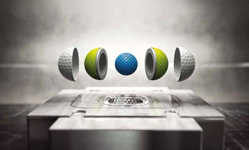 The New Nike RZN Golf Balls cover image