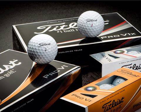 New Titleist Pro V1 and Pro V1x Golf Balls: Player Validation cover image