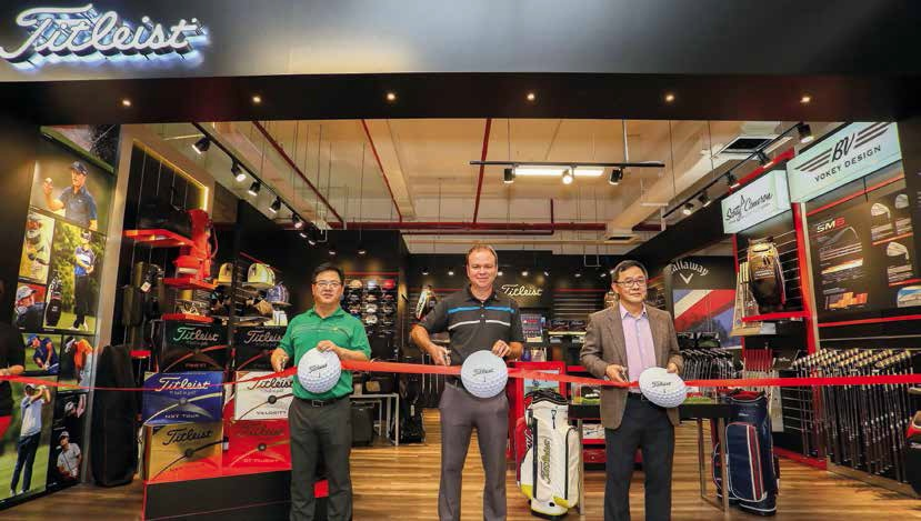 Titleist Launches Inaugural Brand Store In Malaysia Article cover photo