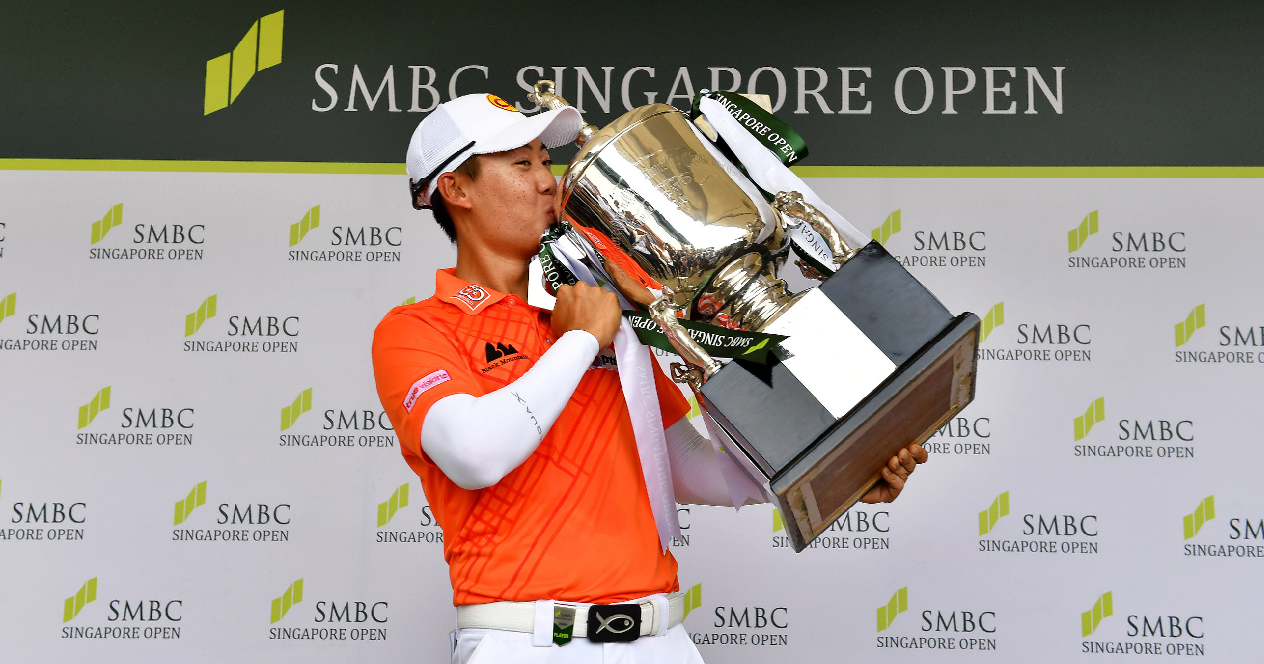 Jazz Finds Winning Rhythm At The SMBC Singapore Open Article cover photo