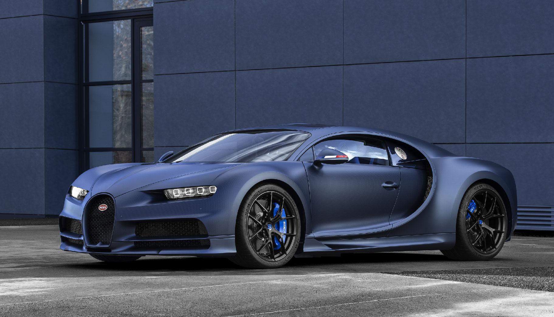 """Bugatti Chiron Sport """"110 ans Bugatti"""" cover image"""