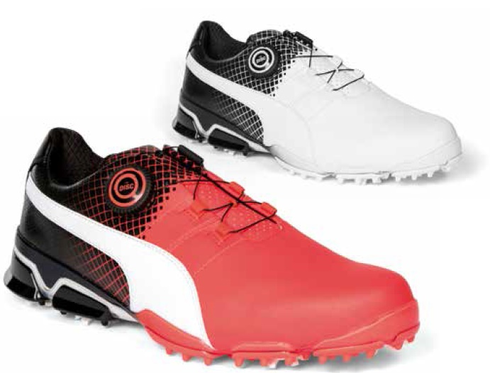 Puma Golf Brings Disc Tech To Its Ignite Footwear cover image