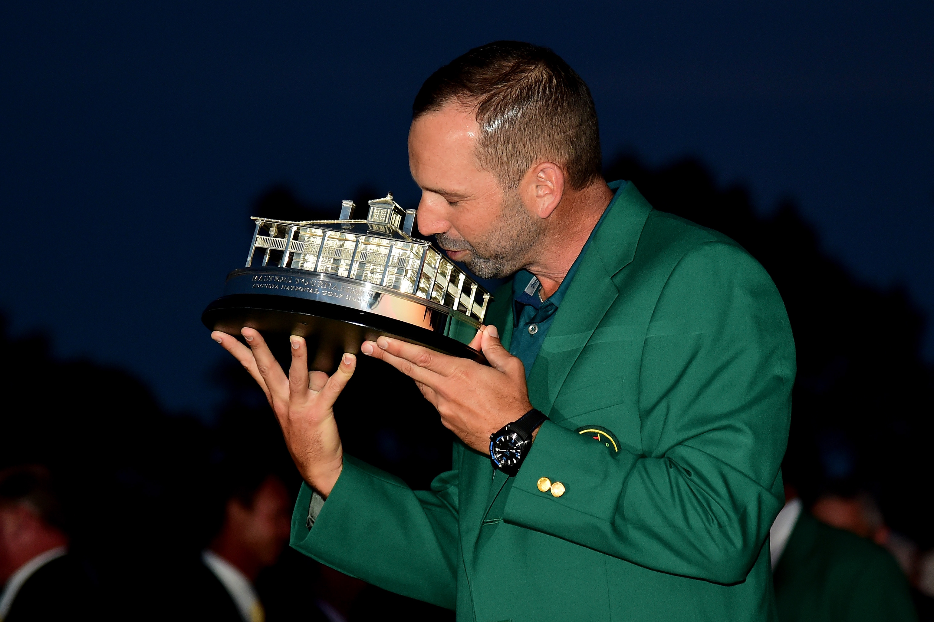 Garcia Takes Major Title At Last With Masters Win Article cover photo
