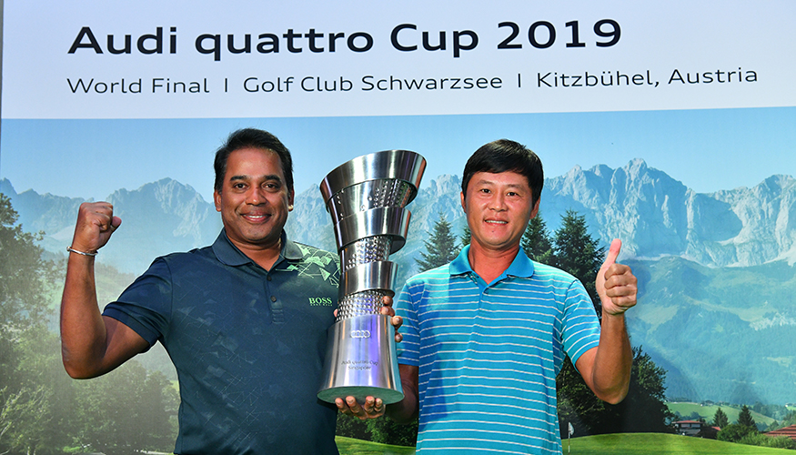 Audi quattro Cup 2019 Winners  Article cover photo