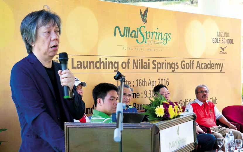Mizuno Unveils 2nd Golf School In Malaysia Article cover photo