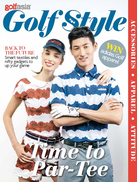 WIN! The Latest Adidas Golf Japan Collection 2016 worth S$350 each! cover image