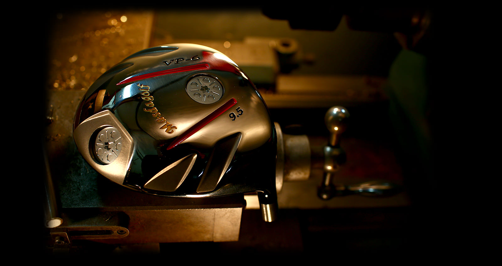 Masda Golf's VP-6 Driver Article cover photo