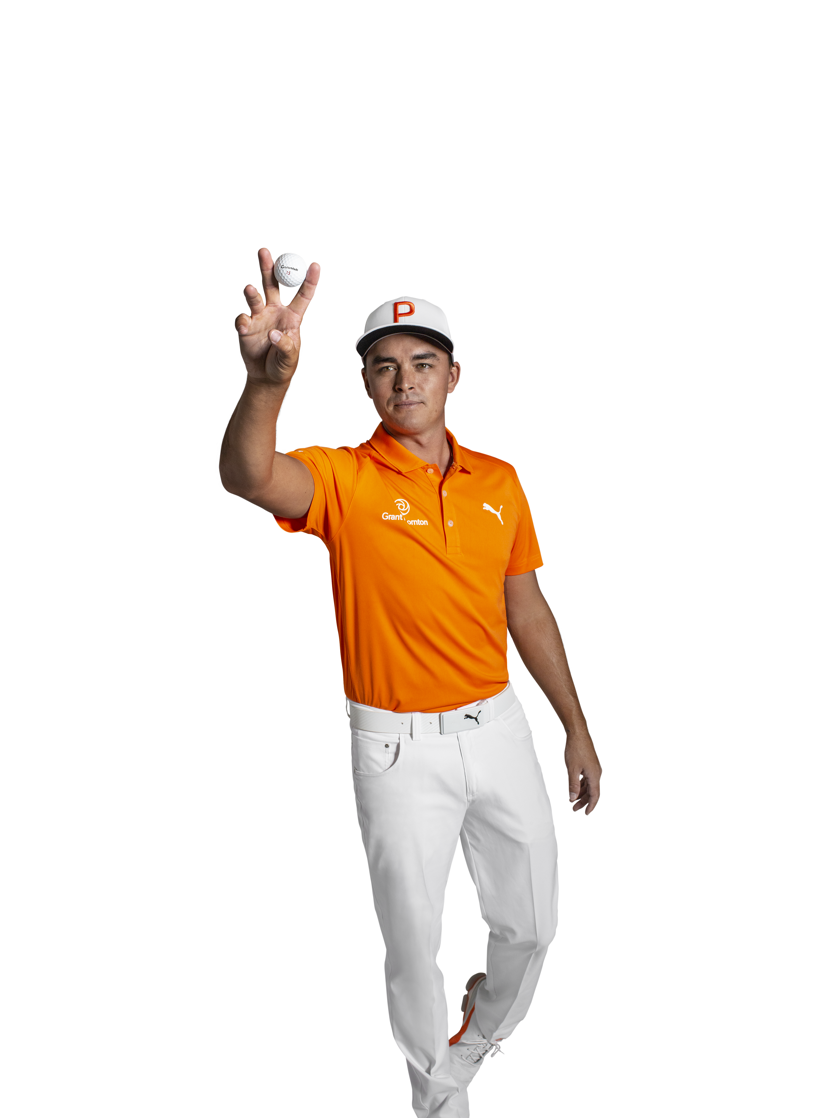 Rickie Fowler To Dance With A New Ball cover image