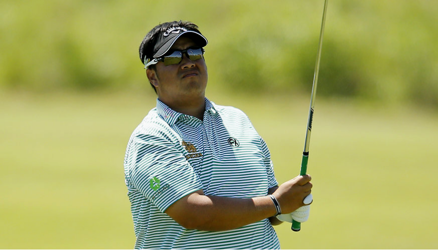 Kiradech Clinches Third Top-Five Finish cover image