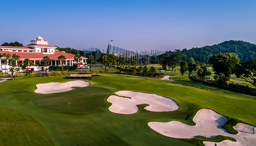 Sentosa Golf Club Supports Local Talent Article cover photo