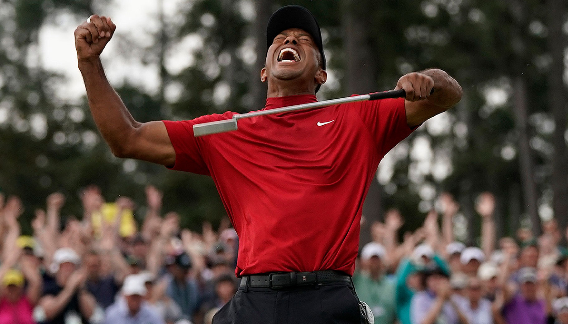 Tiger's Hardest Won Masters Is Perhaps His Greatest cover image